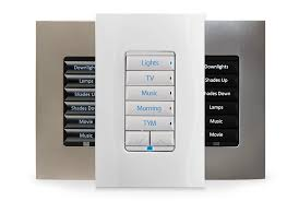 automated lighting control systems. control4 smart lighting keypads automated control systems
