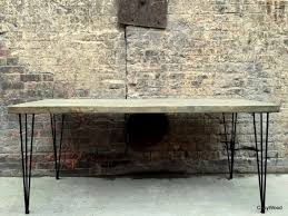 Industrial Furniture London Large Size Of Bespoke Office Desks