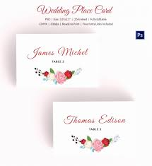 Free Wedding Place Card Template Unique Tent Card Template Word Free
