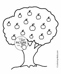 Tree Coloring Pages Popular Coloring Pages Of Trees at Coloring ...