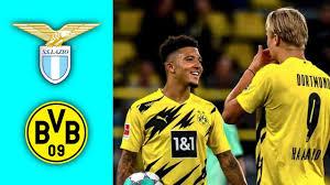 Lazio vs Borussia Dortmund #Lazio #Dortmund Match Highlights - YouTube