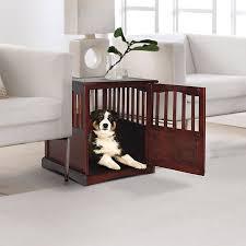 designer dog crate furniture room design plan. Plain Design Wooden Contemporary Dog Crate End Table Ideas On Designer Furniture Room Design Plan U
