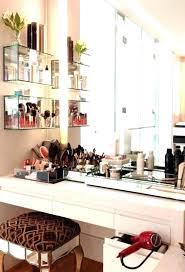 makeup storage vanity bo uk ideas kmart furniture desk fascinating