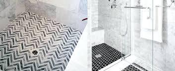 mosaic shower floor tile home depot top best ideas bathroom flooring designs