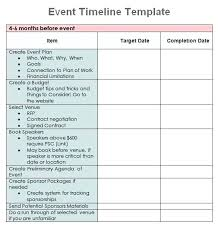 Free Event Planner Templates Event Preparation Checklist Template