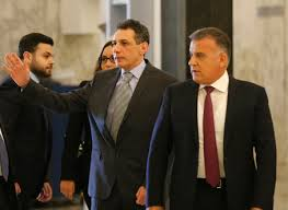 Image result for ZAKKA VISITS HARIRI to Thank Him For His Efforts
