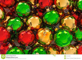 Royalty-Free Stock Photo. Download Christmas ornaments ...