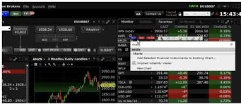 Interactive Brokers Introduces Further Search Enhancements