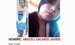 Araceli Galindo de 15 años se extravió en Juxtlahuaca, Oaxaca; piden ayuda  para localizarla – El Piñero, Periodismo y Debate.