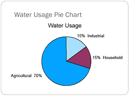 Water Usage Chart For Household Water Usage In India Pie Chart Bedowntowndaytona Com