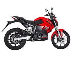 electric motorbike by revolt motors