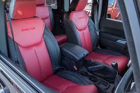 new katzkin jeep leathers are here