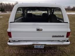 1990 90 Chevrolet Chevy 4x4 K5 Blazer Scottsdale white