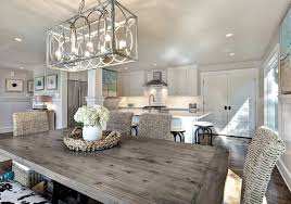 dining light fixture. source : royal marigold · dining room with long farm table and great light fixture 1 n