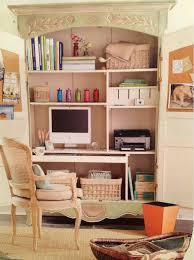 armoire office desk. Shelving Idea For Repurposed Armoire - Office, Desk, Office Desk