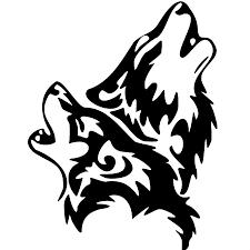 шаблоны и трафарет волка для вырезания из бумаги скачать и распечатать