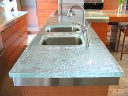 unusual kitchen countertops cool kitchen designs with glass tops by unique kitchen countertops