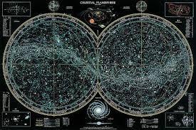 Celestial Planisphere By Thomas Filsinger Star Chart