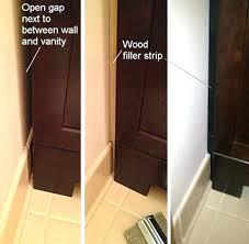 replacing bathroom vanity. Removing Bathroom Vanity Replace Cabinet Replacing T