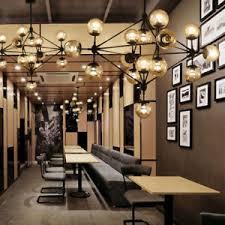 pendant lighting bar. Image Is Loading Large-Chandelier-Lighting-Iron-Glass-Pendant-Light-Modern- Pendant Lighting Bar A