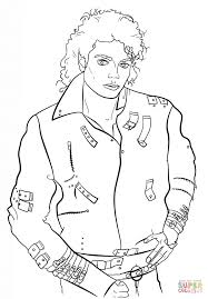 Small Picture Michael Jackson coloring page Free Printable Coloring Pages