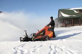 quick snow away mini snow blower more views