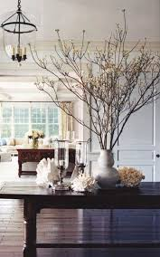 decorating with tree branches