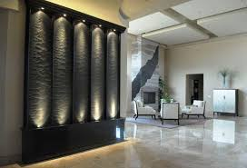 indoor wall fountains home
