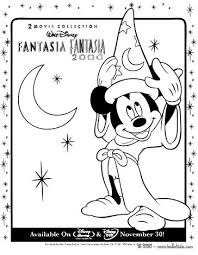 Small Picture Fantasia mickey mouse with hat 3 coloring pages Hellokidscom
