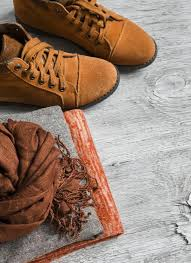 how to remove oil stains from leather shoes step 6