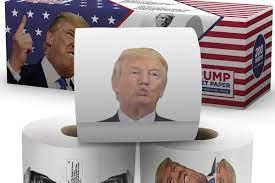 Donald Trump Toilet Paper Will Make Bathrooms Great Again