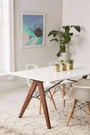 Diy Mid Century Modern Dining Table 17 Best Ideas About Mid Century Modern Dining Room On Pinterest