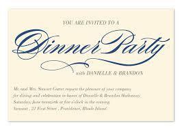 dinner invitation sample invited to dinner