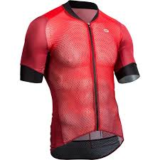 Sugoi Bike Shorts Size Chart Sugoi Rs Climbers Jersey Short Sleeves Red Dahlia Mountain Print 2nr