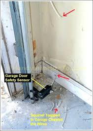 align garage door sensors garage door alignment how to fix garage door sensor alignment garage door align garage door
