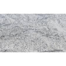 platinum white granite in 2 cm