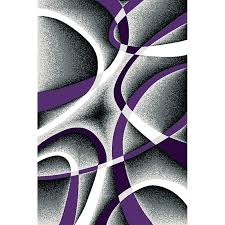 purple gray area rug grey and black rugs gra