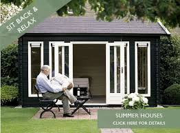 home office cabins. garden log cabins home office i