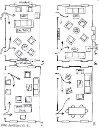 den furniture arrangement. Illustration Den Furniture Arrangement R