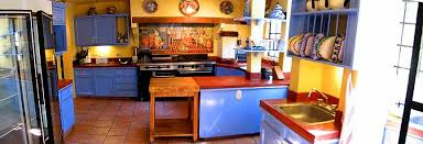 Endearing Kitchen Inspiration Mexican Cabinets Lovely Small Remodel Of ...