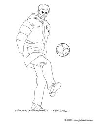 Coloriage De L Entra Neur D Arsenal Ars Ne Wenger Imprimer