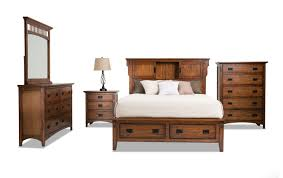 dresser and chest set. Mission Oak II Storage Bed With Dresser, Mirror, Chest \u0026 Nightstand Dresser And Set