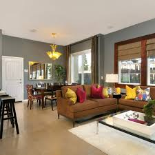 One Room Living Some Ideas For Living Room Dining Room Combo Darling And Daisy
