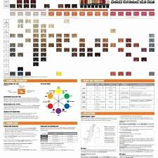 Redken Color Fusion Chart 2017 53 Nice Redken Color Gels Chart Home Furniture