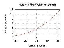 Northern Pike Age Chart Northern Pike Wikipedia