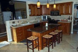 Kitchen Island Granite Countertop Kitchen Granite Kitchen Island For Satisfying Handmade Kitchen