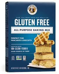 King Arthur Baking Company Gluten Free All-Purpose Baking Mix ...