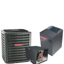 goodman ac unit. this item: 5 ton goodman 17 seer r-410a two-stage variable speed horizontal air conditioner split system ac unit o