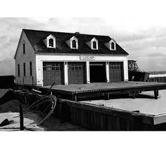 Hatteras Inlet Lifeboat Station Photographic Print
