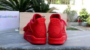 louis vuitton 4s. air jordan 4 \u201cred louis vuitton don\u201d shoes review from trade666a ru 4s